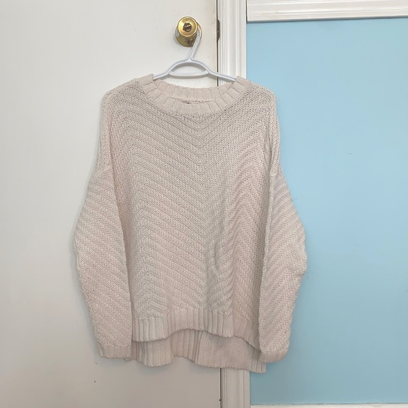 Roots Cable Knit Sweater